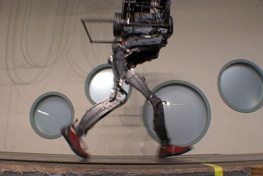 Робот PETMAN: военный андроид на службе США